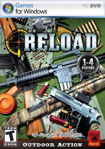 دانلود بازی Reload برای PC