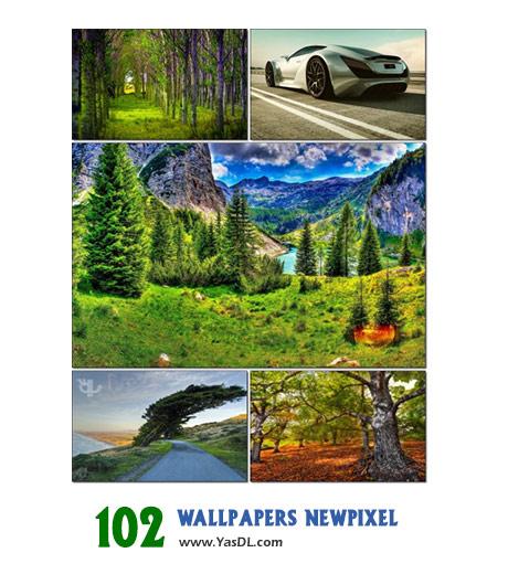 دانلود مجموعه 102 والپیپر گوناگون Wallpapers Newpixel