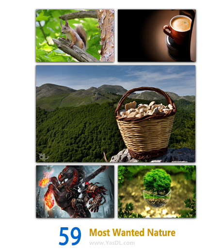 دانلود 59 والپیپر گوناگون Most Wanted Nature Wallpapers