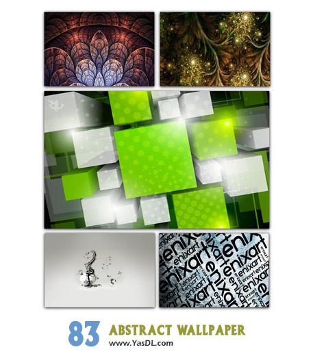 دانلود 83 والپیپر انتزاعی Abstract Wallpapers