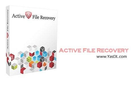 دانلود Active File Recovery Professional Corporate v21.0.2 نرم افزار ریکاوری اطلاعات