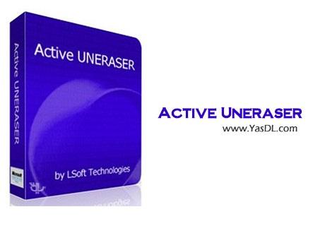 دانلود Active Uneraser Professional v8.2.3 بازیابی پارتیشن های حذف شده