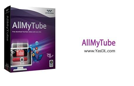 دانلود Wondershare AllMyTube v4.2.3.1 دانلود ویدئوهای آنلاین