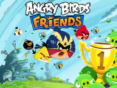 دانلود بازی Angry Birds Friends 1.7.0 برای اندروید