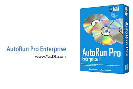 دانلود Longtion AutoRun Pro Enterprise v14.4.0.373 - نرم افزار ساخت اتوران