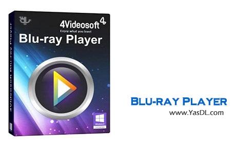دانلود 4Videosoft Blu-ray Player v6.1.68 پلیر فیلم های بلوری