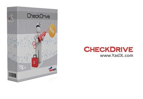 دانلود CheckDrive Pro 2015 v1.00 - رفع خطاهای هارد دیسک