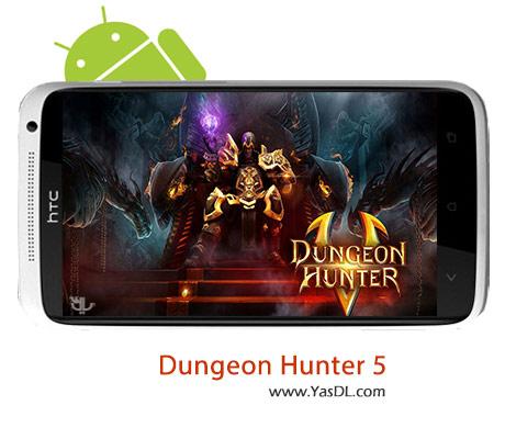 دانلود بازی Dungeon Hunter 5 v1.0.0j برای اندروید