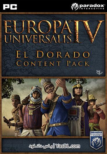 دانلود بازی Europa Universalis IV El Dorado برای PC