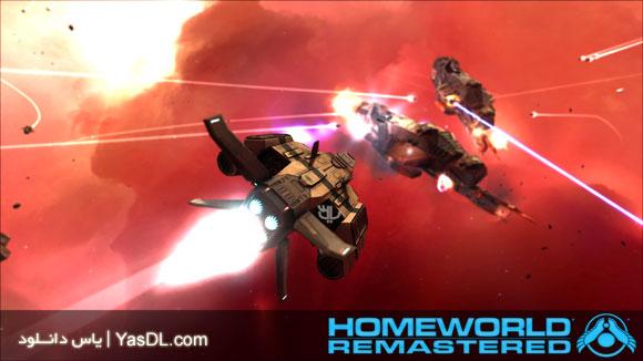 دانلود بازی Homeworld Remastered Collection برای PC