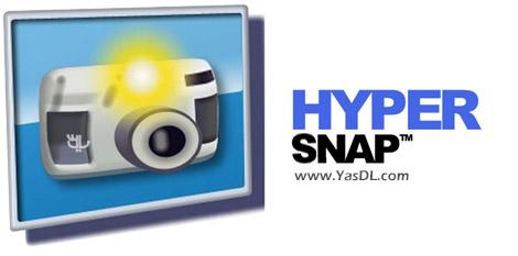 دانلود HyperSnap 8.10.00 x86/x64 - نرم افزار عکس برداری از صفحه نمایش