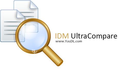 دانلود IDM UltraCompare Professional 15.20.0.11 مقایسه حرفه ای فایل ها