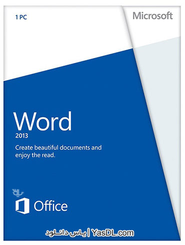 دانلود Microsoft Word 2013 SP1 March 2015 x86/x64 - ورد 2013