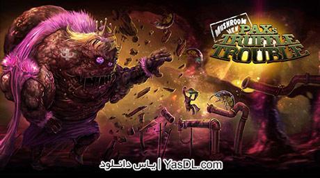 دانلود بازی Mushroom Men Truffle Trouble برای PC