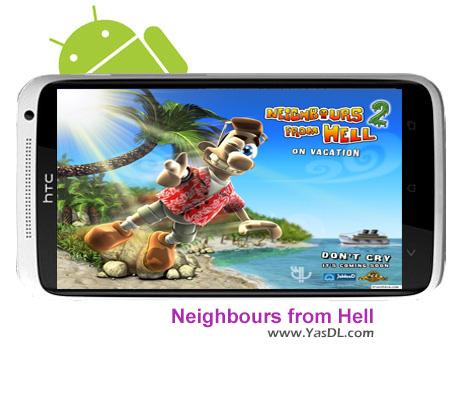 دانلود بازی همسایه جهنمی برای اندروید Neighbours from Hell