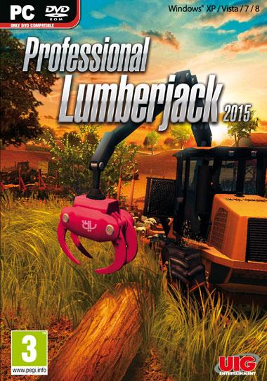 دانلود بازی Professional Lumberjack 2015 برای PC