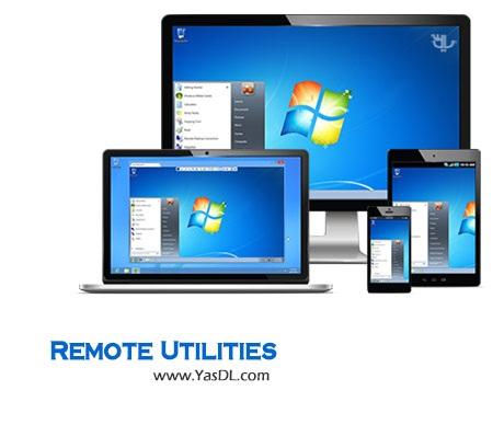 دانلود Remote Utilities 6.1.0.3 - نرم افزار کنترل از راه دور