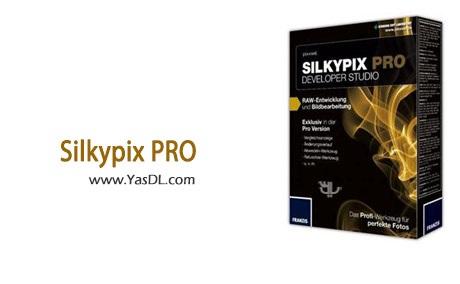 دانلود SILKYPIX Developer Studio Pro v6.0.17 تبدیل و بهینه سازی تصاویر