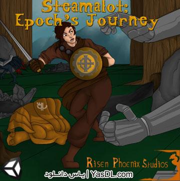 دانلود بازی کم حجم Steamalot Epochs Journey برای PC