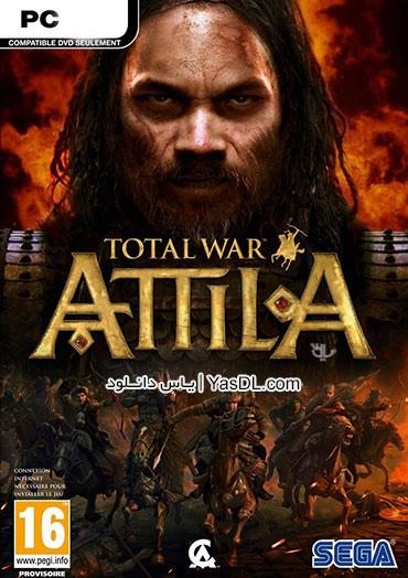 دانلود بازی Total War ATTILA INTERNAL برای PC