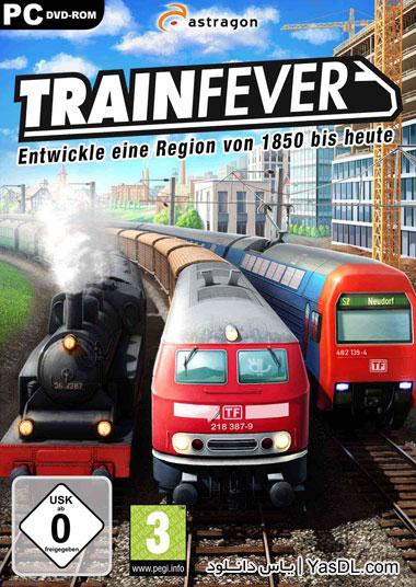 دانلود بازی Train Fever USA برای PC