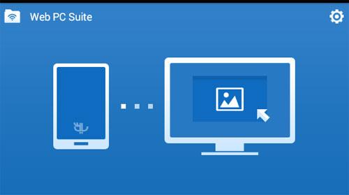 دانلود Web PC Suite File Transfer 3.0.0 - نرم افزار انتقال فایل با WiFi