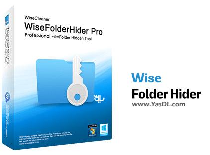 دانلود Wise Folder Hider Pro 3.28.100 - نرم افزار مخفی سازی فایل ها