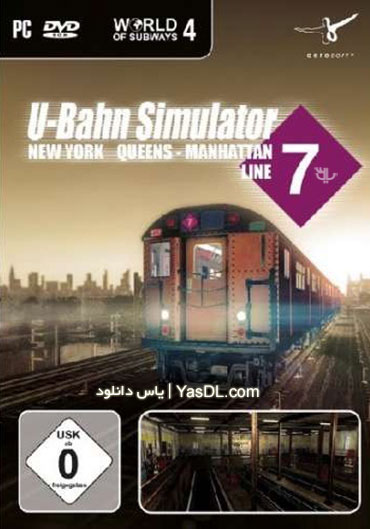 دانلود بازی World of Subways 4 New York Line 7 برای PC
