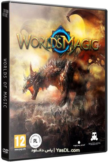 دانلود بازی Worlds of Magic برای PC