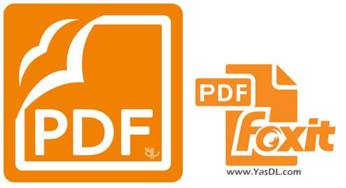 دانلود Foxit Reader + Portable - فوکسیت ریدر نرم افزار مشاهده فایل های PDF