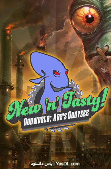 دانلود بازی Oddworld Abes Oddysee New N Tasty برای PC