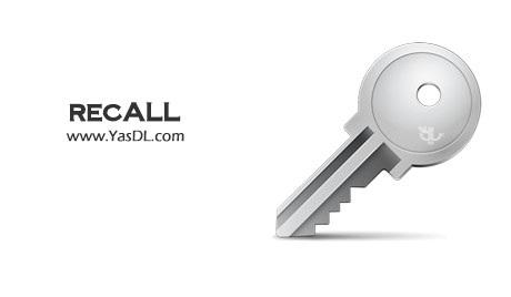 دانلود recALL v15.04 بازیابی رمزهای عبور