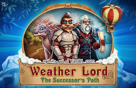دانلود بازی Weather Lord The Successors Path برای PC