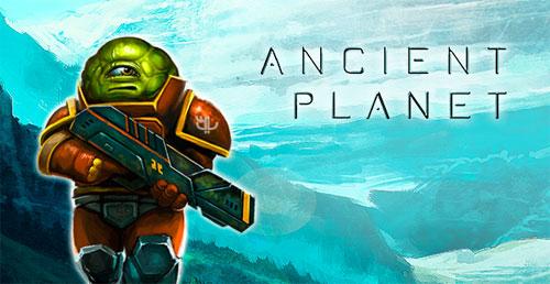 دانلود بازی کم حجم Ancient Planet برای PC