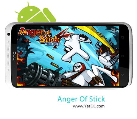 دانلود بازی Anger Of Stick 4 v1.1.1 برای اندروید