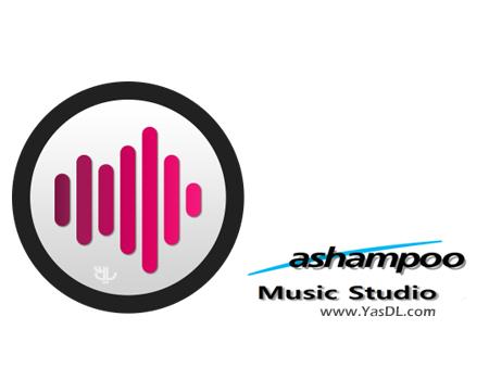 دانلود Ashampoo Music Studio 8.0.6 - نرم افزار مدیریت فایل های صوتی