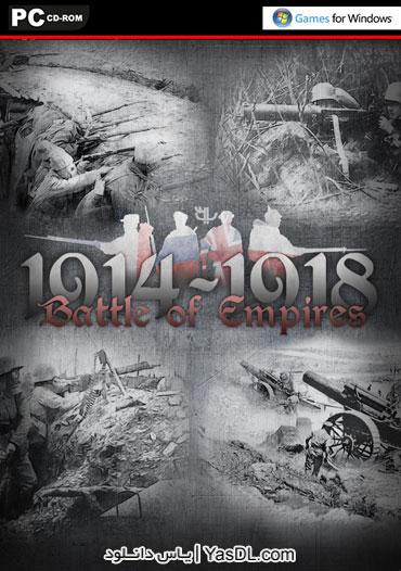 دانلود بازی Battle of Empires 1914.1918 برای PC