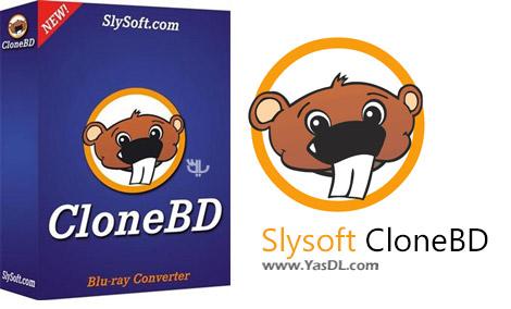 دانلود Slysoft CloneBD 1.0.7.0 - نرم افزار ساخت دیسک های بلوری
