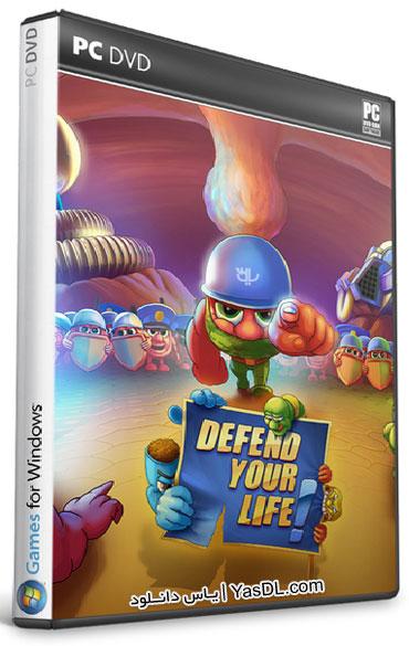 دانلود بازی Defend Your Life برای PC