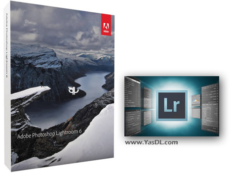 دانلود Adobe Photoshop Lightroom CC 6.3 - نرم افزار ویرایشگر دیجیتالی تصاویر