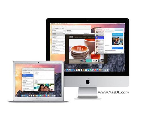 دانلود Mac OS X Yosemite 10.10.3 - سیستم عامل مکینتاش