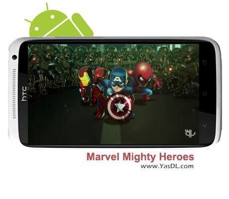 دانلود بازی Marvel Mighty Heroes 1.1.5 برای اندروید