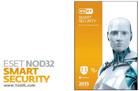 دانلود ESET Smart Security Final x86/x64 - بسته امنیتی نود 32