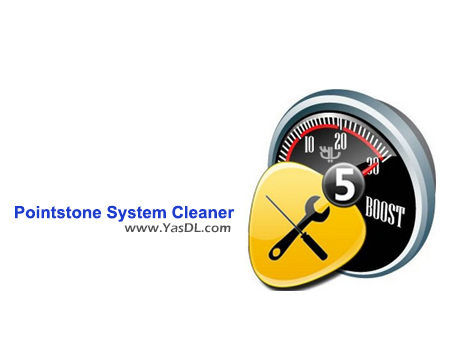 دانلود Pointstone System Cleaner 7.6.12.570 - نرم افزار بهینه ساز قدرتمند