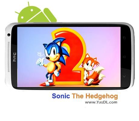 دانلود بازی Sonic The Hedgehog 2 3.1.5 برای اندروید