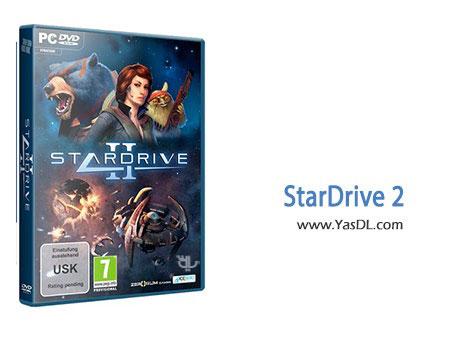 دانلود بازی StarDrive 2 برای PC