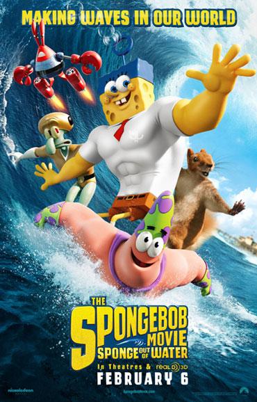 دانلود نقد انیمیشن باب اسفنجی SpongeBob به زبان فارسی