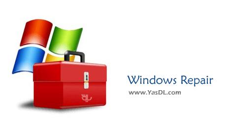 دانلود Windows Repair Professional 3.4.0 + Portable - نرم افزار تعمیر سیستم عامل کامپیوتر