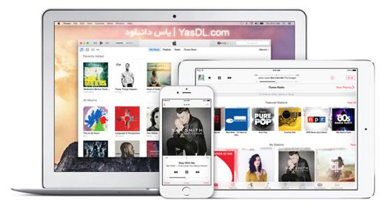 دانلود iTunes 12.9.4.102 x86/x64 + Mac – نرم افزار آیتونز