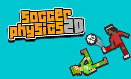 دانلود بازی Soccer Physics 2D برای اندروید